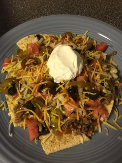 Taco Salad Homestyle