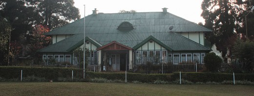 The Club house-over a 100 years old
