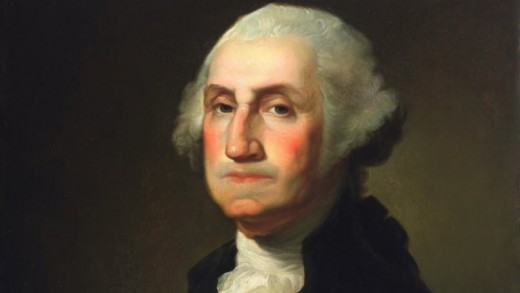 George Washington, who envisioned the planning of the city which bears his name, although he never lived there