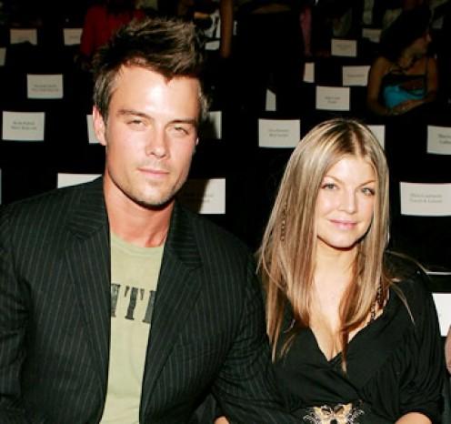 Stacy Fergie And Josh Duhmel