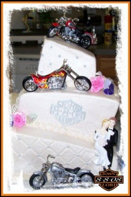 A Bikers Wedding