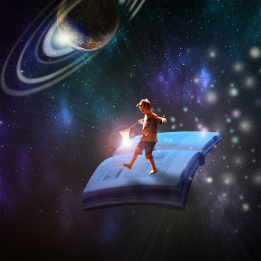 Touch the Stars With A Good Book