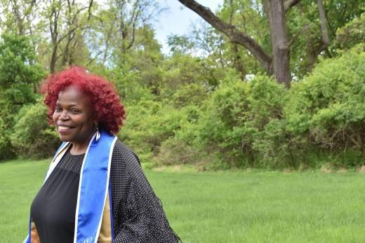 Rhonda the Graduate