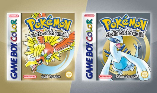 Pokémon Gold and Silver.