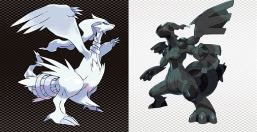 Pokémon Black and White.