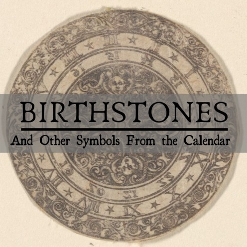 Birth Month Signs, Symbols, Stones, and Gift Ideas