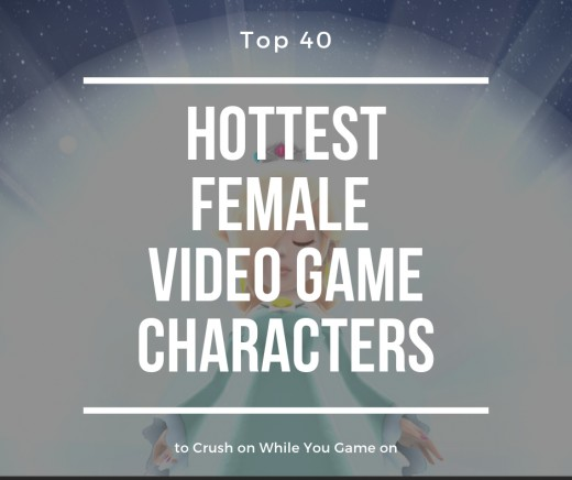 Who are the hottest video game characters? Read on to find out!