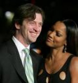 Garcelle Beauvais and Mike Nilon