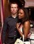 Jeff Tietjens and  Aisha Tyler