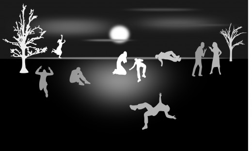 Moon's effect on people