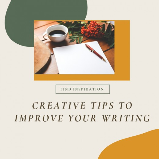 Check out these tips for improving your writing routine and finding your new muse.
