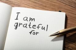 Thankfulness to