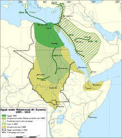 The Eyalet of Egypt in the Ottoman Empire