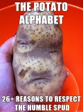 The Potato Alphabet: 26+ Reasons to Respect the Humble Potato