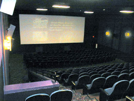Celebration! Cinema in Lansing, featuring the IMAX screen experience