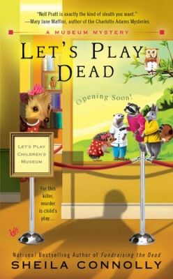 Book Review: Let's Play Dead by Sheila Connolly