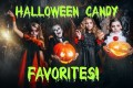 Top Ten Halloween Candy Favorites
