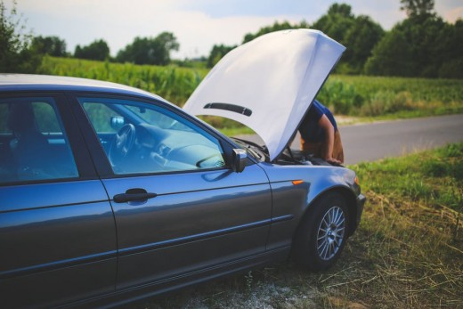 A dead car battery can leave you stranded on the side of the road.