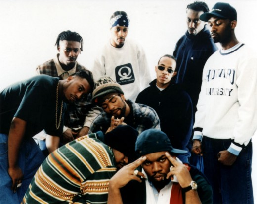 THE WU-TANG CLAN: the best IDEA hip hop culture has ever created. Not just the best group and best dynasty... the best fucking idea in hip hop history. SUUUUUUUUU