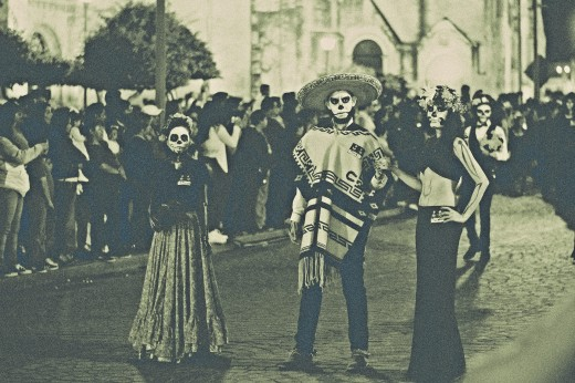 Halloween in Mexico