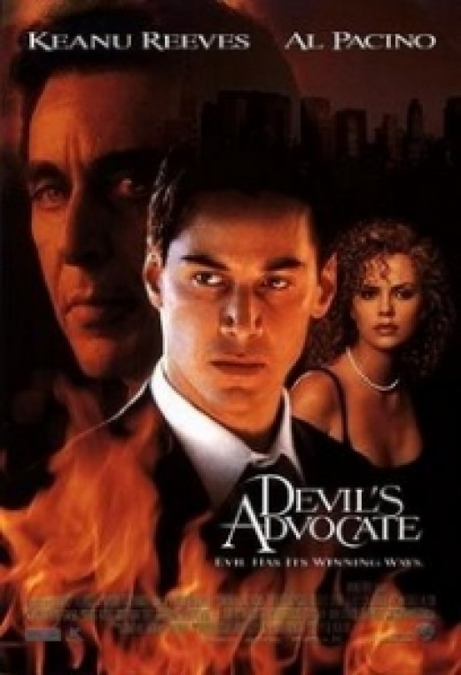Movie Poster: The Devil's Advocate