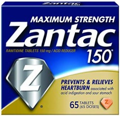 Zantac/Ranitidine Removed From U.S. and Canada but Home Remedies May Work for Those Who Suffer From Heartburn