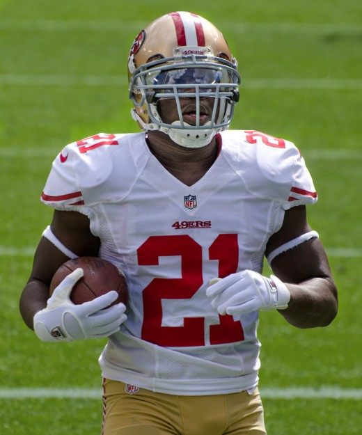 Frank Gore was one of San Francisco's best running backs in recent years.
