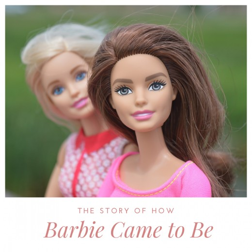 Here's the story behind Barbie.