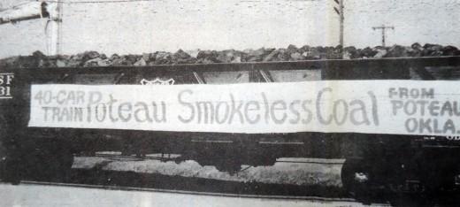 Poteau Smokeless Coal