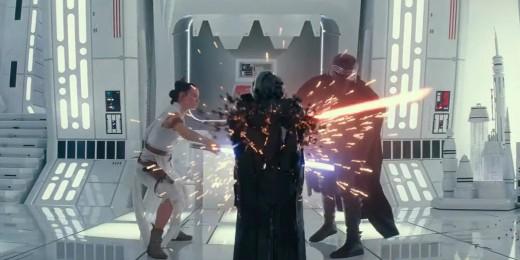 """""""Children, CHILDREN! Stop fighting in front of Grandpa's vintage helmet!"""""""