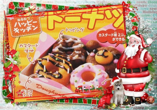 Japanese candy makes for a brilliant and unexpected Christmas gift!
