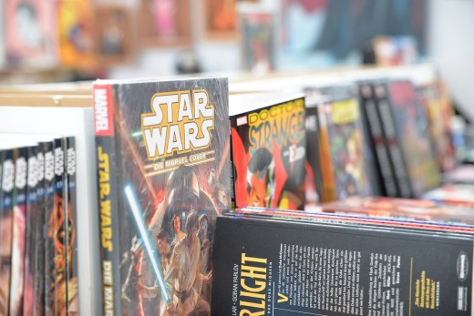 Comic: From best-selling books to blockbusters
