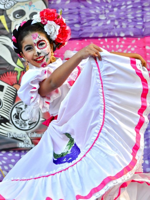 Countries That Celebrate Day of the Dead, Hungry Ghost Festival, or Halloween