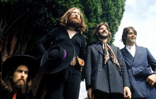 The Beatles, August 1969