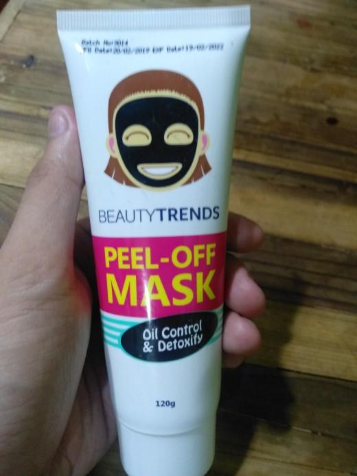 Beautytrends Peel Off Mask