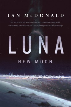 Luna - New Moon: A Fascinating, Yet Cruel World of the Moon