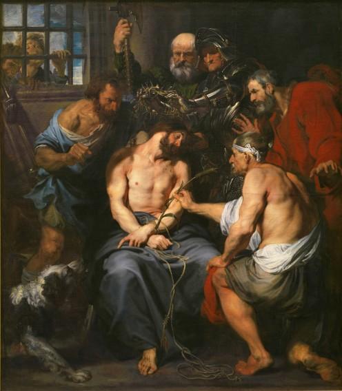 Christ Crowned by Thorns, 1620-1621, Madrid, Prado