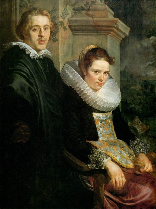 Young Married Couple, Boston , Museum of Fine Arts