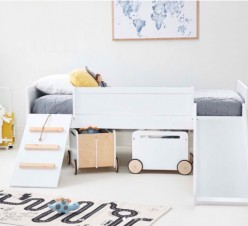 Transitioning Your Child from a Cot to Bedroom