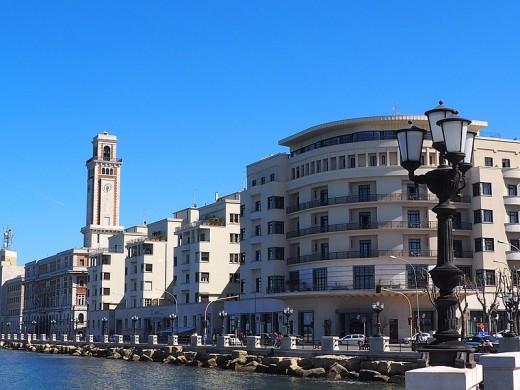 Nazario Sauro Promenade Bari
