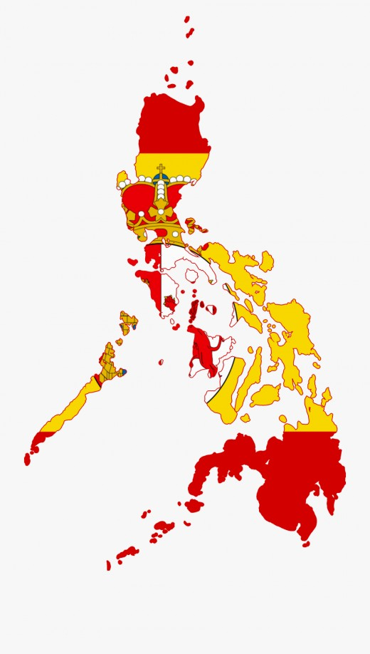 For centuries, the Philippines were under Spanish control, until the Americans annexed it.