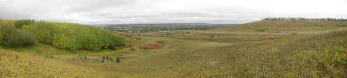 Nose Hill Panorama