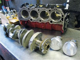 block engine bits