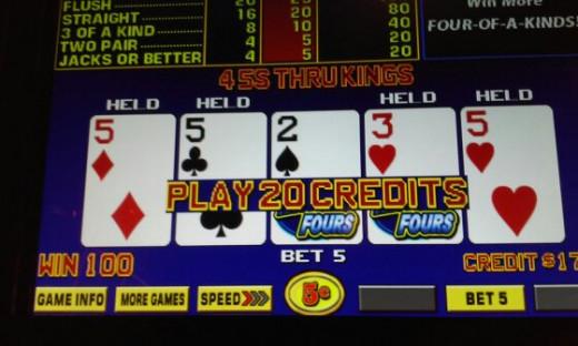 Fast Fours - Kewadin Casino - Sault Ste Marie, MI