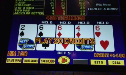 Fast Fours - Kewadin Casino -- Sault Ste Marie, MI