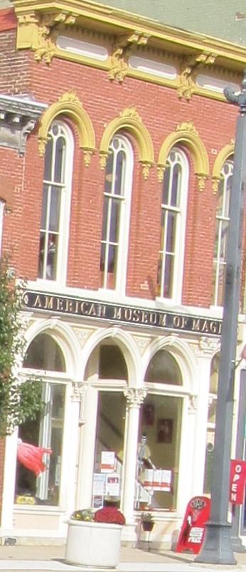 American Museum of Magic - Marshall, MI