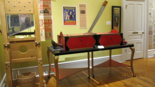 Magician Props - American Museum of Magic - Marshall, MI