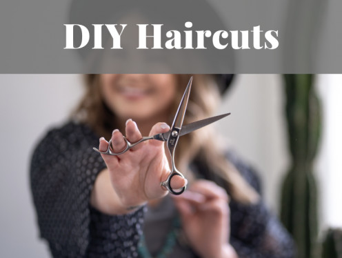 DIY Haircuts: 3 Ways to Cut Your Own Hair