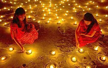 Divali Diyas (Lamps)