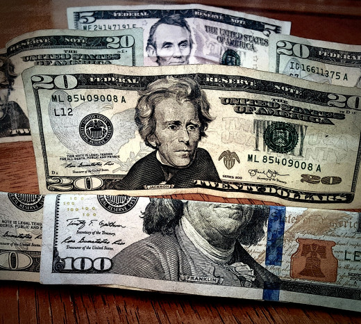 Standing Cash